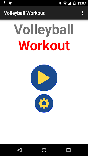 Volleyball Workout Routine