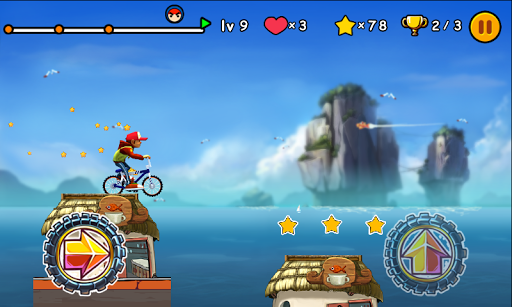BMX Extreme - Bike Racing - screenshot