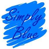 Simply Blue Icon Pack