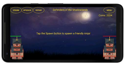 Defenders of the Shadowlands  captures d'écran 2