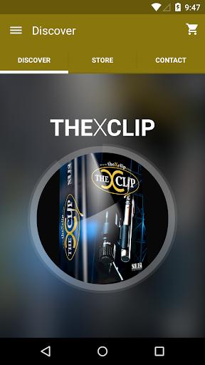 THE X CLIP
