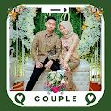 Batik Couple Photo Suit icon