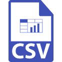 CSV Viewer : Import Contacts icon
