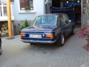 Photo: BMW 2002ti