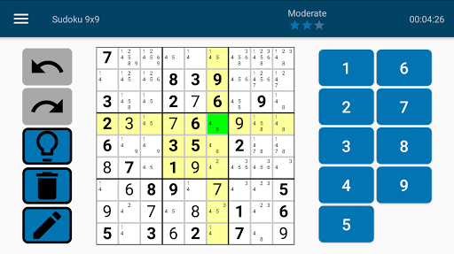 Sudoku (Privacy Friendly) modavailable screenshots 3