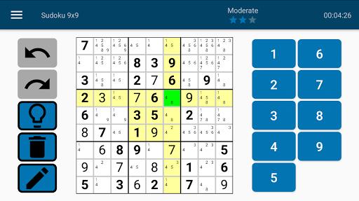 Sudoku (Privacy Friendly) screenshots 3