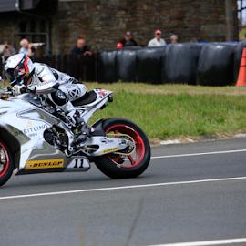 Race Day by Gavin Plessis - Transportation Motorcycles ( tt, josh brookes, isle of man, norton, road racing,  )
