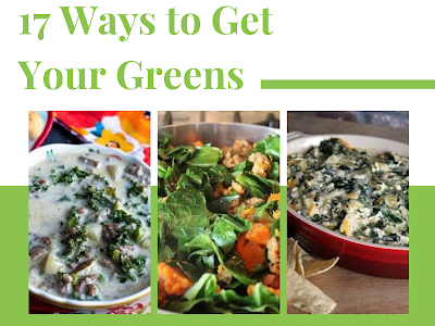 17 Ways to Get Your Greens