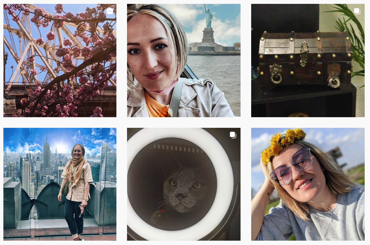 Tina Martyniuk | Instagram Lifestyle Influencers Featured on Afluencer