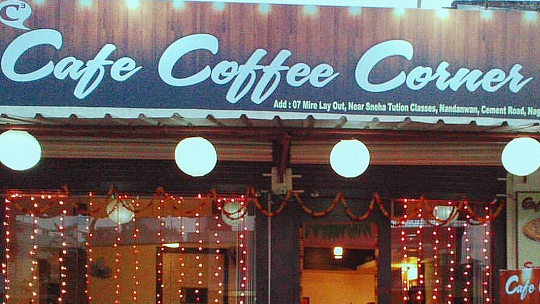 Cafe Coffee Corner Coffee Snacks Shakes