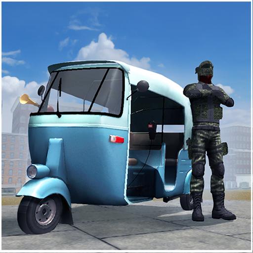 模擬App|トゥクトゥク犯罪タクシーシミュレータをトゥクトゥク LOGO-3C達人阿輝的APP