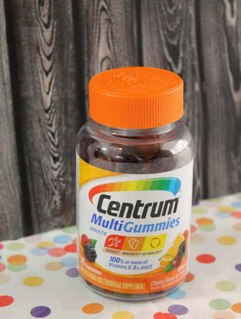 Centrum MultiGummies Multi-Vitamins for Adults
