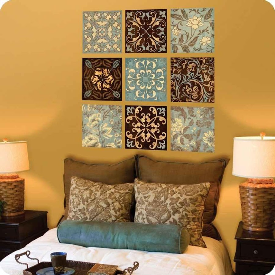 ... Wall Decorations Living Room By Bedroom Wall Decor Design ...