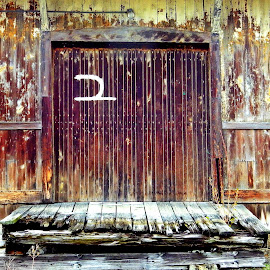 Loading Dock #2 by Martin Stepalavich - Buildings & Architecture Decaying & Abandoned (  )