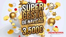 SUPER CESTA DE NAVIDAD