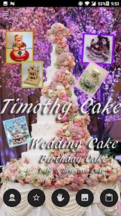 TIMOTHY CAKE - náhled