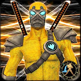 Dual Sword Superhero Pool Warrior : Escape Mission