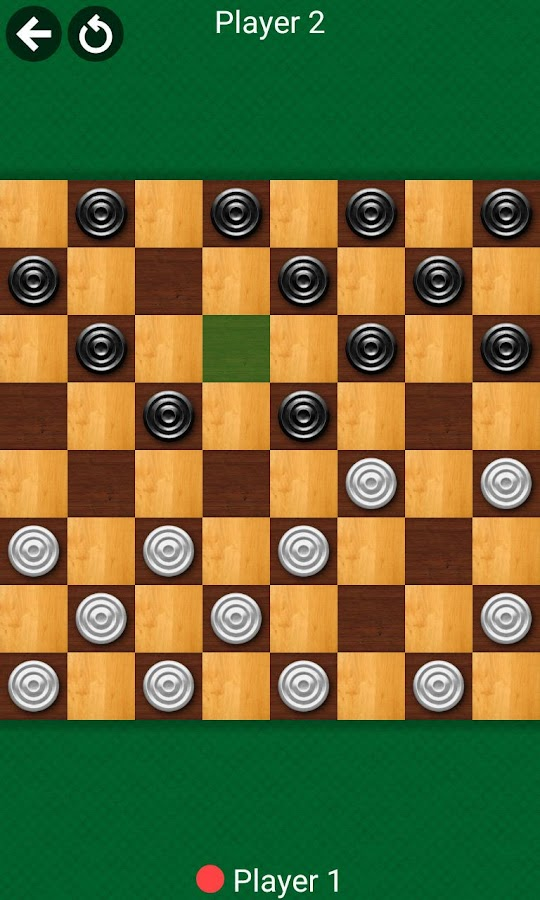 how to set up a draughts board