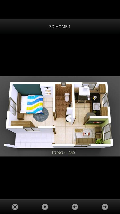 3D House Design- screenshot