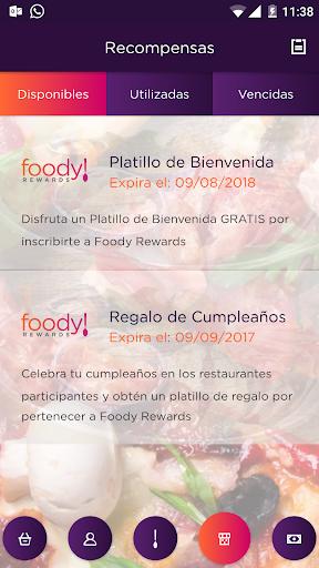FoodyRewards for PC