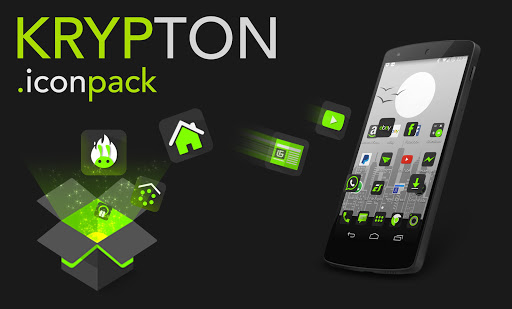Krypton - Icon pack