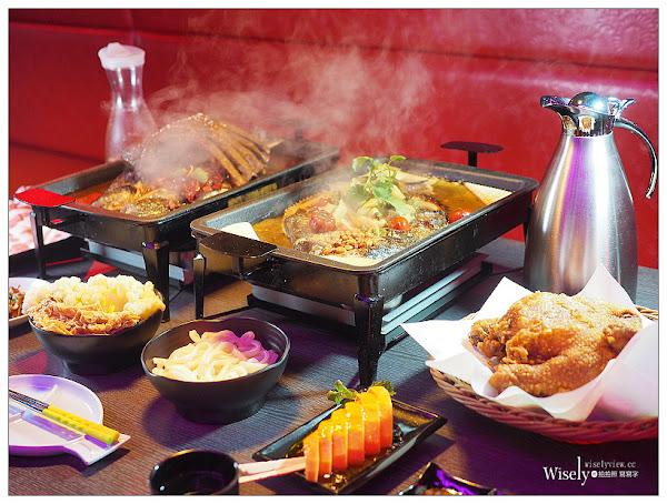 87(霸氣)重慶烤魚火鍋餐廳