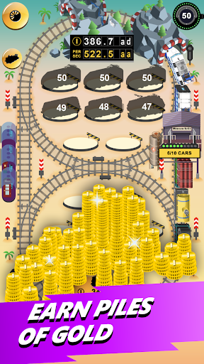 Train Merger - Best Idle Game 2.0.5 androidappsheaven.com 2