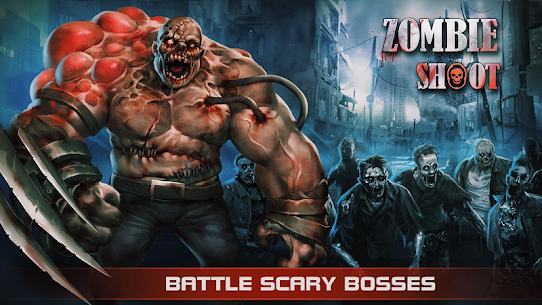 Zombie Shooter:  Pandemic Unkilled 2.1.5 (MOD + APK) Download 3