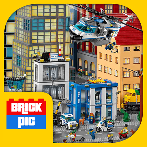Brick Pic - LEGO Edition file APK Free for PC, smart TV Download
