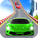 Extreme 3D Car Stunts : GT Racing Crazy Tracks icon