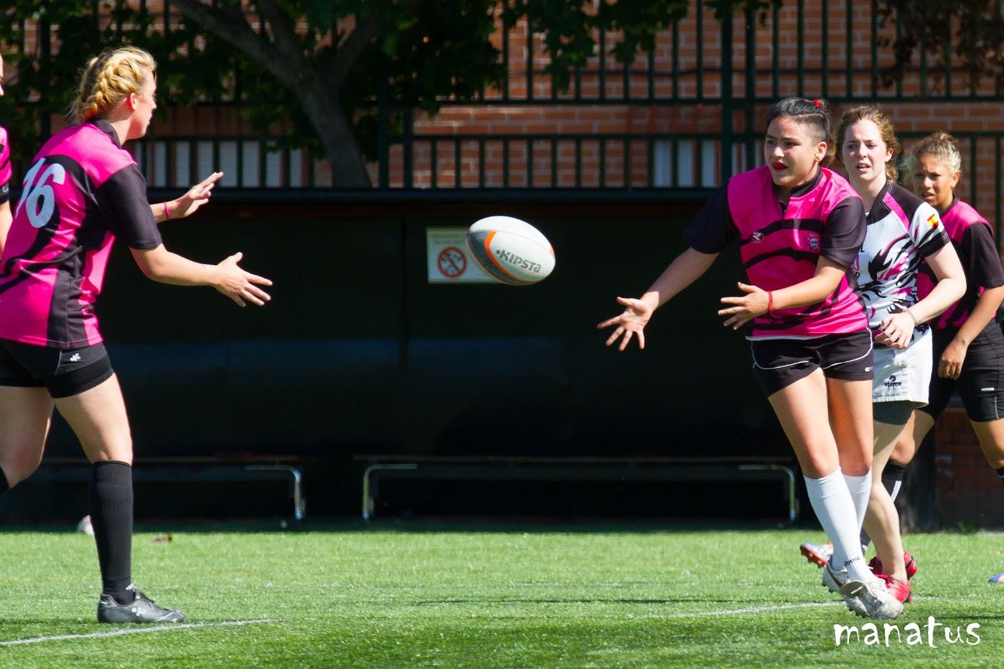 manatus rugby femenino