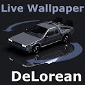 Live Wallpaper DeLorean