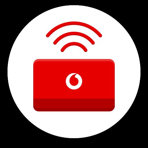 Risultati immagini per vodafone fibra icon