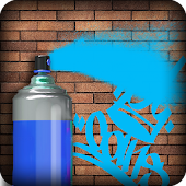 Draw Graffiti Spray
