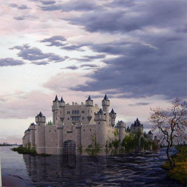 Скриншот Castles Jigsaw Puzzles