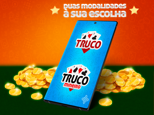 Truco Online - Paulista e Mineiro apktram screenshots 6