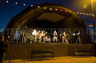 Photo: BEACH HUT FESTIVAL BAND