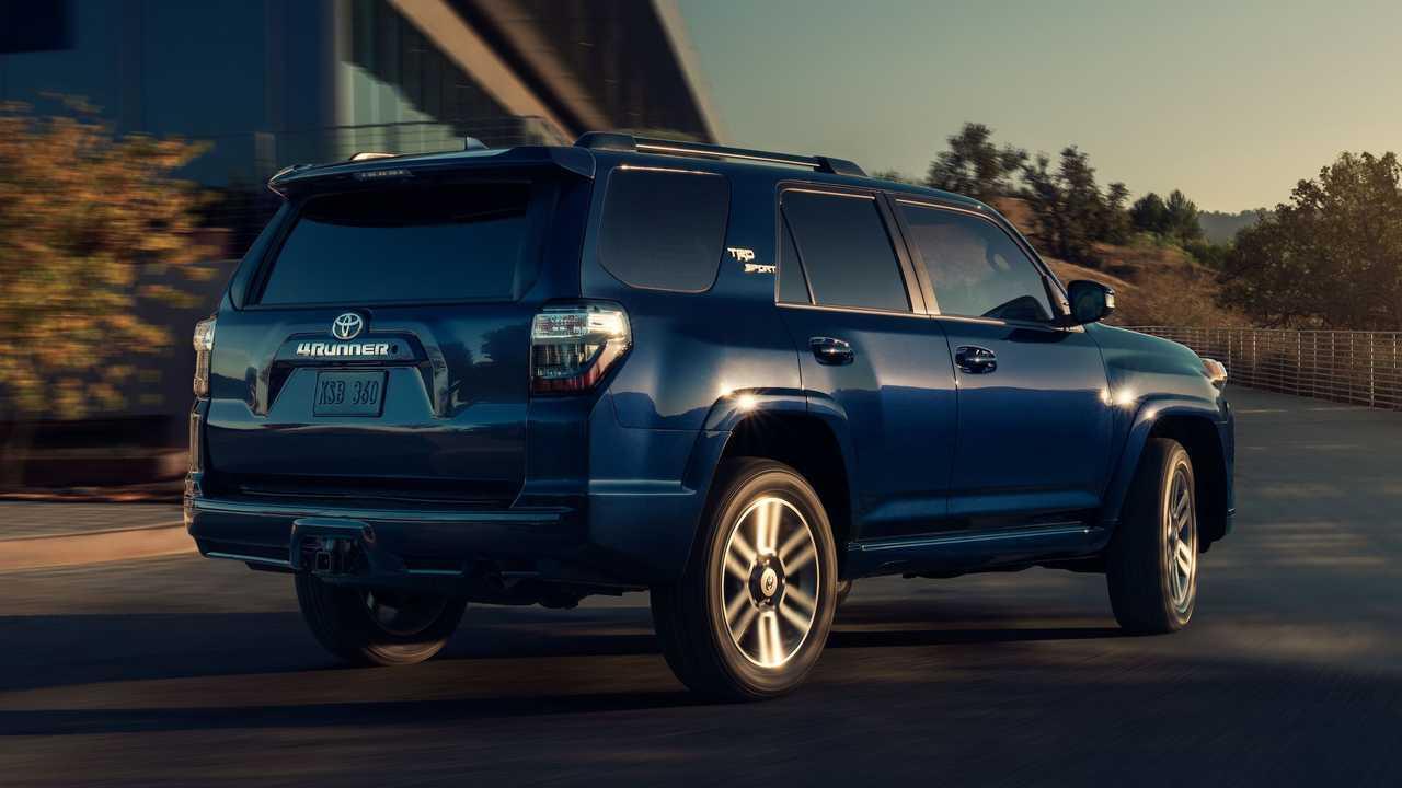 2022 Toyota 4Runner TRD Sport Exterior