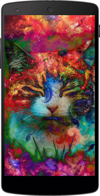 trippy weed live wallpaper android apps on google play