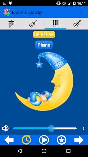 Brahms' Lullaby for babies- screenshot thumbnail