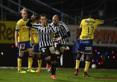 Waasland-Beveren 0-2 Charleroi