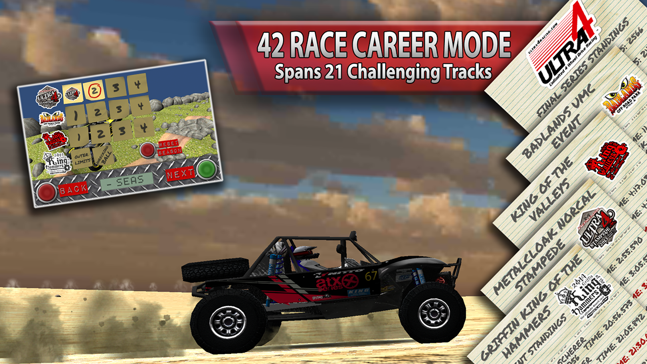 ULTRA4 Offroad Racing- screenshot