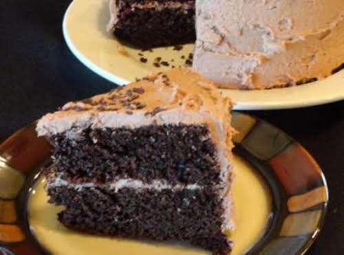 "Chocolate Cake Recipe ""I've made the same chocolate cake for 30 years, tried..."