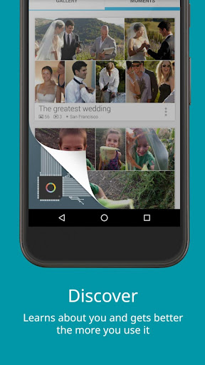 Gallery - Create smart albums for photos & videos Screenshot