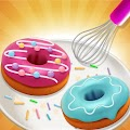 Donuts Factory Game : Donuts Cooking Game APK