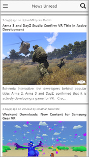 Virtual Reality News - VR - Oculus - Htc Vive - náhled