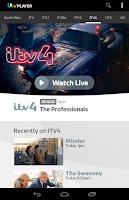 Screenshot of ITV Player
