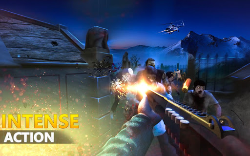 Rivals Zombie Land : Dead Squad Escape Games 2018 1.0 screenshots 2