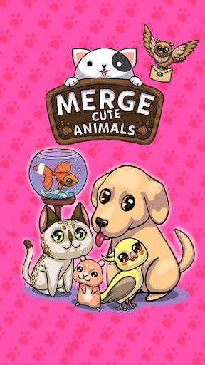 Merge Cute Animals: Cat & Dog 2.0.0 screenshots 15