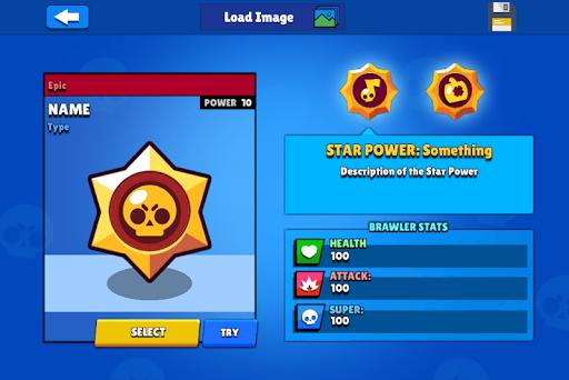 Card Maker for Brawl Stars filehippodl screenshot 5
